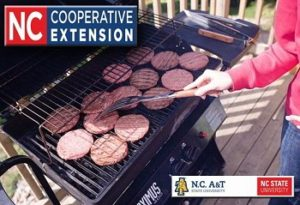 Cover photo for Outdoor Cooking Food Safety