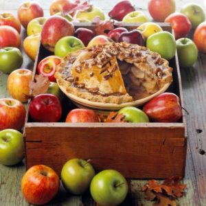 Cover photo for Apple Dish Contest 2019 - Winners Announced