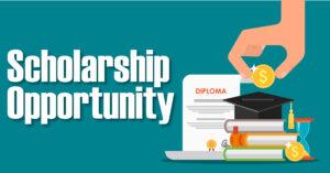 Cover photo for 2021 Herter-O'Neal Scholarship Opportunity